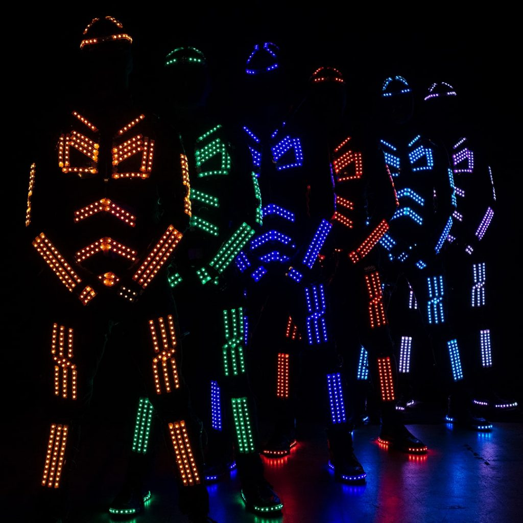 3. Original Tron Dance
