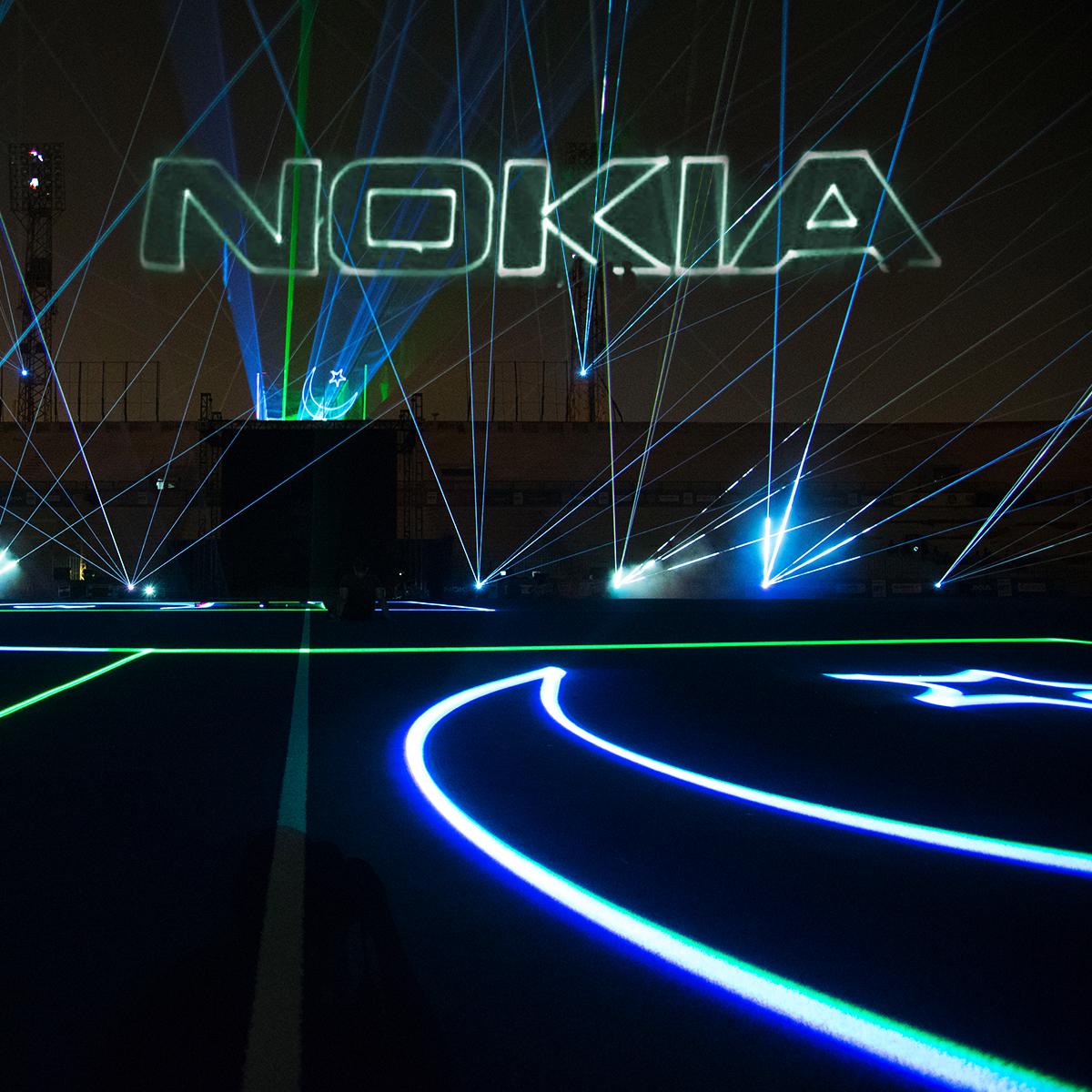 10. Laser-shows