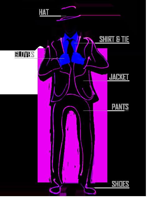 Tron Man Suit